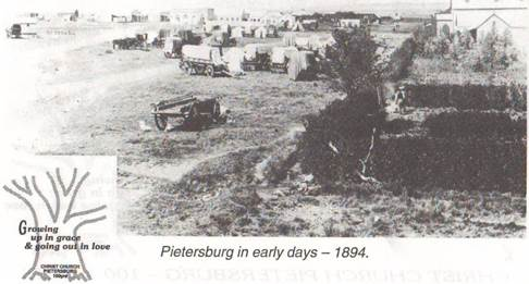 Image result for who started pietersburg